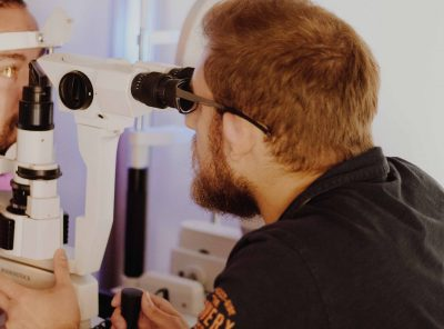 Individuelle Kontaktlinsen