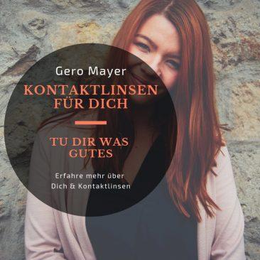 <h4>Kontaktlinsen von Gero Mayer</h4>